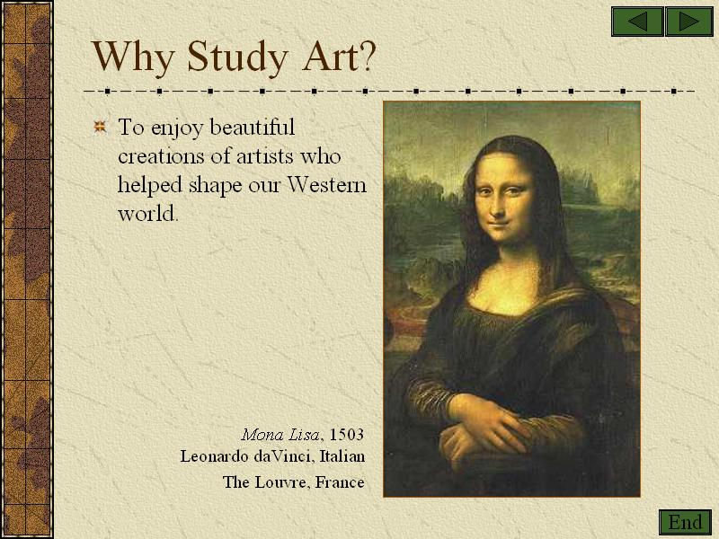 Non western art study